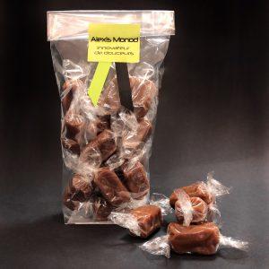 Chocolaterie et Confiserie à Nice Alexis Monod sachet de caramel