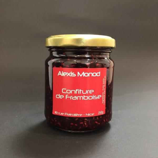 Chocolaterie à Nice Alexis Monod Confiture Framboise