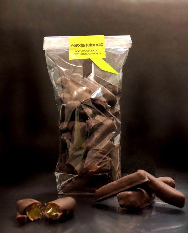 Chocolaterie et Confiserie à Nice Alexis Monod chocolat gingembre