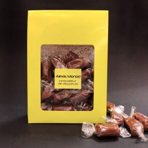 Chocolaterie et Confiserie à Nice Alexis Monod Caramels beurre salé boite 230gr