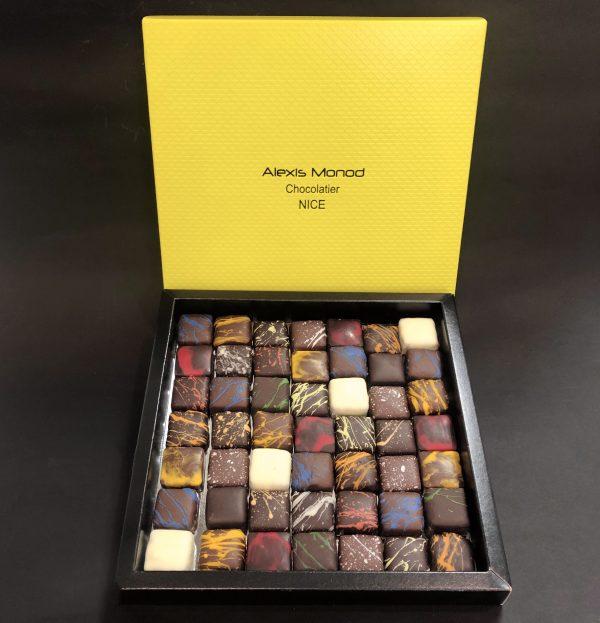 Chocolaterie et confiserie à Nice - ASSORTIMENT 49 PIÈCES