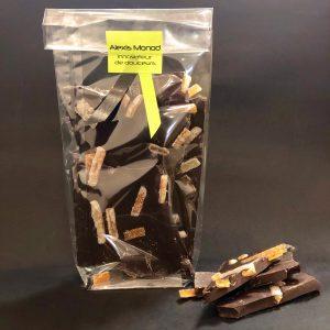 Chocolaterie à Nice Orangettes au Chocolat Noir 200gr