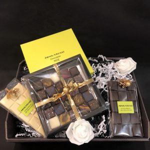 Coffret cadeau Massena - Chocolaterie à Nice Paniers Garnis