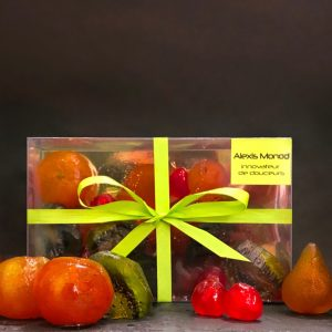 Chocolaterie à Nice Assortiment Fruits Confits 500gr
