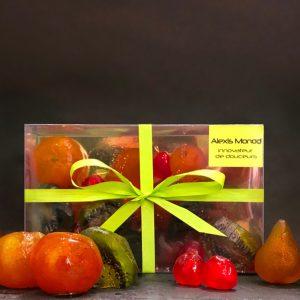 Chocolaterie à Nice Assortiment Fruits Confits 500gr