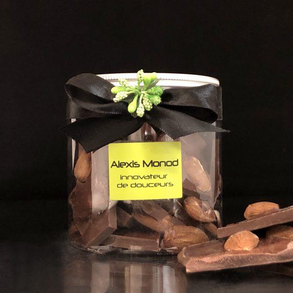 Chocolaterie et confiserie à Nice - Boîte de chocolat au lait