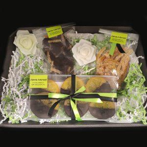 Coffret cadeau Oranger - Panier gourmand les Orangers 30€