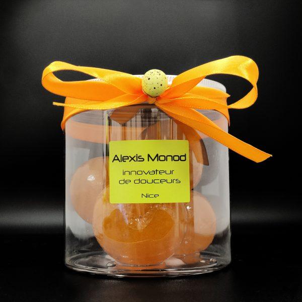 Clémentines confites - Chocolaterie Alexis Monod Nice