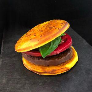 chocolaterie Alexis Monod - Hamburger chocolat